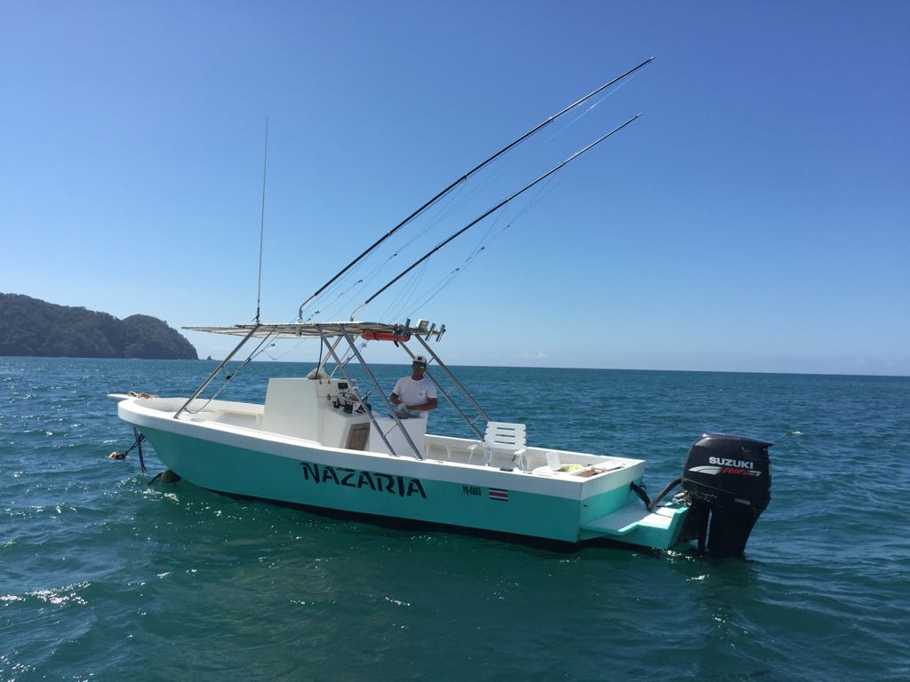 Costa rica fishing charters for Costa rica fishing charters