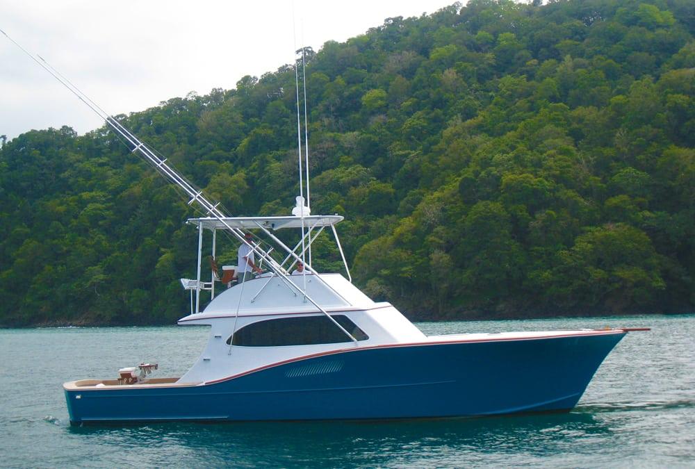 43' maverick boat Los Suenos