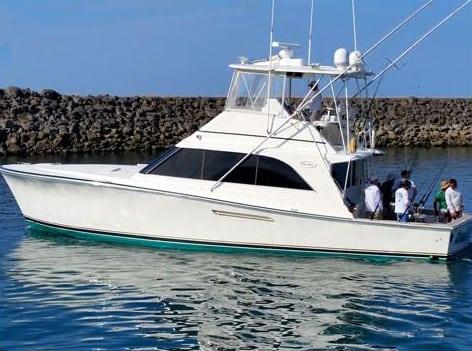 48' Ocean Yacht